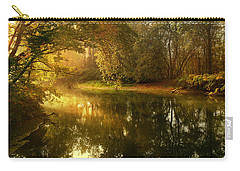 In His Presence Carry-all Pouch by Rob Blair