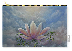 In Living Color Carry-all Pouch