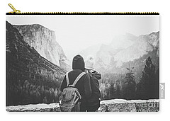 Yosemite Love Carry-all Pouch by JR Photography