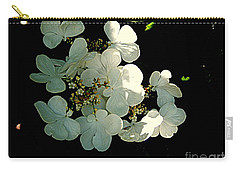 Carry-all Pouch featuring the photograph In Memorial by Nancy Kane Chapman