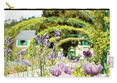 In Monet's Garden Carry-all Pouch