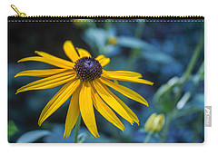 Carry-all Pouch featuring the photograph In My Garden by Arlene Carmel