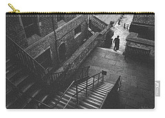 In Pursuit Of The Devil On The Stairs Carry-all Pouch by Joseph Westrupp