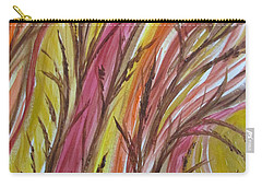 In Rushes Fall Carry-all Pouch by Sharyn Winters
