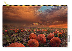 In Search Of The Great Pumpkin Carry-all Pouch