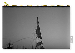 Carry-all Pouch featuring the photograph In Tatters by Marie Neder