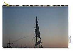 Carry-all Pouch featuring the photograph In Tatters Original by Marie Neder