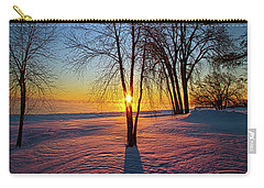 Carry-all Pouch featuring the photograph In That Still Place by Phil Koch