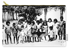 In The Amazon 1953 Carry-all Pouch