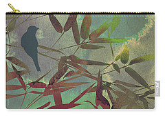 In The Bamboo Forest Carry-all Pouch