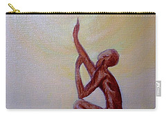 In The Beginning Carry-all Pouch by Marlene Book