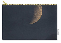 Carry-all Pouch featuring the photograph In The Blue Hours by Alex Lapidus