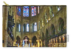 In The Cathedral Carry-all Pouch