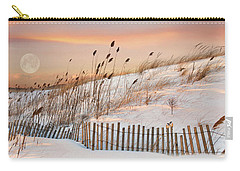 Carry-all Pouch featuring the photograph In The Dunes by Robin-lee Vieira