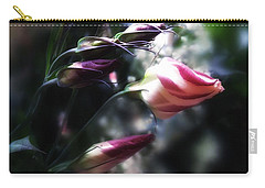 Carry-all Pouch featuring the photograph In The Dusk by Gabriella Weninger - David