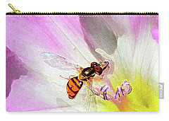 In The Flower Five  Carry-all Pouch