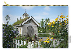In The Garden Carry-all Pouch by Lois Lepisto