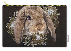 In The Garden Of Whispers Carry-all Pouch