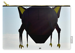 Carry-all Pouch featuring the photograph In The Grasp by AJ Schibig