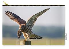 In The Kestrel's Beak Carry-all Pouch