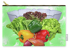 In The Kitchen-salad Carry-all Pouch