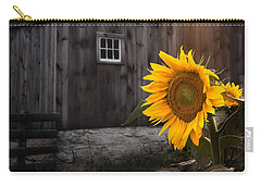 In The Light Carry-all Pouch by Bill Wakeley