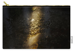 Carry-all Pouch featuring the photograph In The Light by Cendrine Marrouat