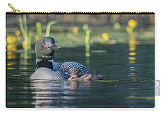 In The Lillies... Carry-all Pouch