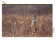 Carry-all Pouch featuring the photograph In The Meadow by Robin-lee Vieira