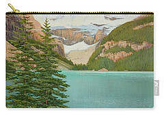 In The Mountain Air Carry-all Pouch