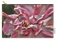 Carry-all Pouch featuring the photograph In The Pink by HH Photography of Florida
