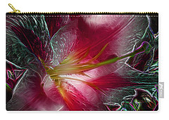 In The Pink Carry-all Pouch by Stuart Turnbull