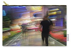 Carry-all Pouch featuring the photograph In The Presence Of The Sun God by Alex Lapidus