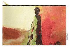 In The Shadows Carry-all Pouch by Gallery Messina