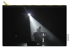 Carry-all Pouch featuring the photograph In The Spotlight by Aaron Martens