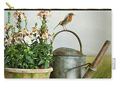 In The Vintage Garden Carry-all Pouch