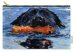 In The Wake Carry-all Pouch by Molly Poole
