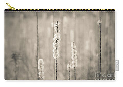 In The Wild Grass Carry-all Pouch by Ana V Ramirez