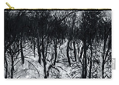 In The Woods 7 Carry-all Pouch