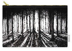 In The Woods 2 Carry-all Pouch