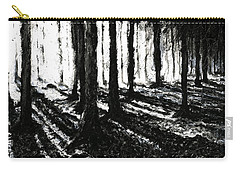 In The Woods 3 Carry-all Pouch