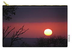 Carry-all Pouch featuring the photograph In The Zone by Alex Lapidus