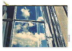 In Through The Clouds Carry-all Pouch