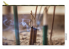 Incense Burning Carry-all Pouch