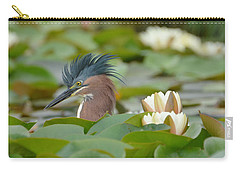 Incognito 2 Carry-all Pouch by Fraida Gutovich