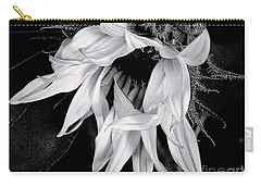 Carry-all Pouch featuring the photograph Incognito by Elfriede Fulda