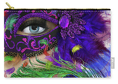 Carry-all Pouch featuring the photograph Incognito by LemonArt Photography