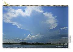 Incoming Storm Over Barnegat Bay Carry-all Pouch