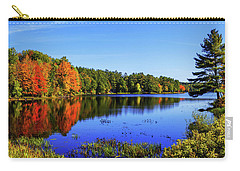 Carry-all Pouch featuring the photograph Incredible by Chad Dutson
