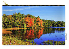 Carry-all Pouch featuring the photograph Incredible Pano by Chad Dutson